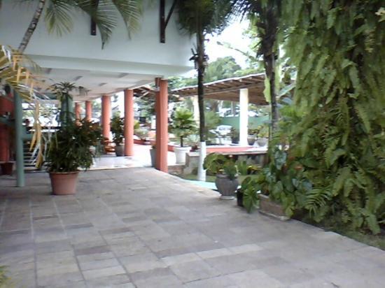 Resort Pau Brasil Praia: hall