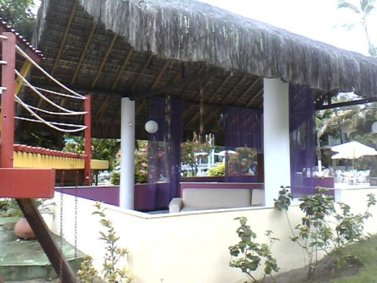 Pau Brasil Praia Hotel: espaco zen