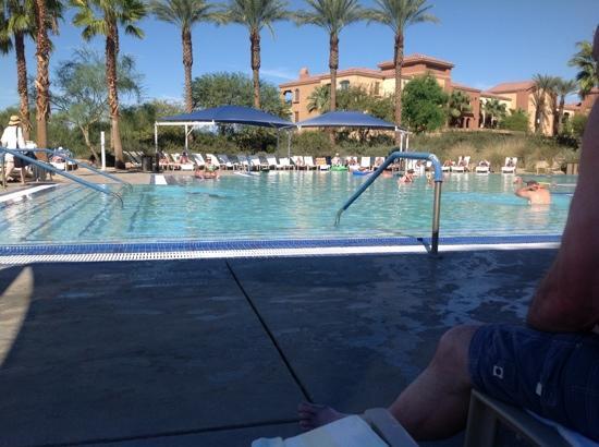 Marriott's Shadow Ridge I-The Villages: Adult pool