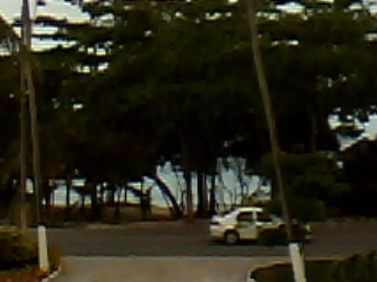 Resort Pau Brasil Praia: vista da varanda