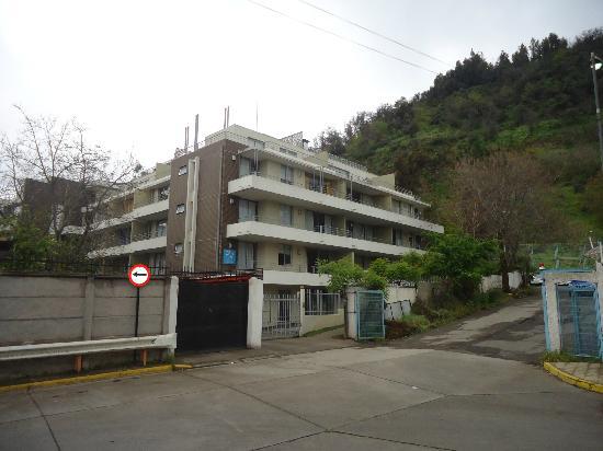 Norus Apartments Bellavista: Frente del Edificio