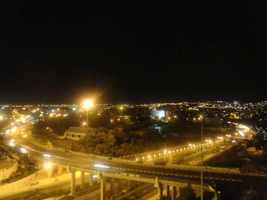 ‪‪Ramada Jerusalem‬: Night view of Jerusalem‬