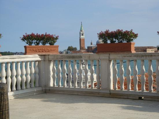 Baglioni Hotel Luna: Our balcony and view