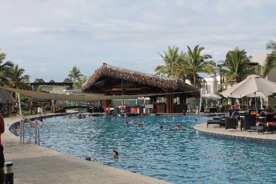 Wyndham Resort Denarau Island: Pool Area