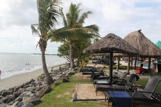 Wyndham Resort Denarau Island: Located on the beach