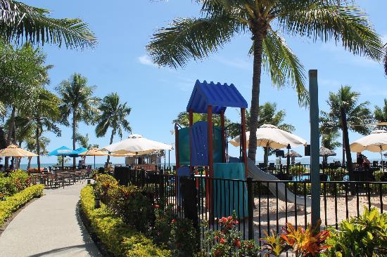 Wyndham Resort Denarau Island: Childrens playground