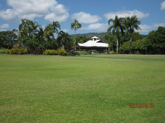 Paradise Links Resort Port Douglas: View of golfcourse from bedroom