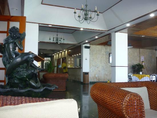 Hotel Lord Pierre: Lobby del hotel