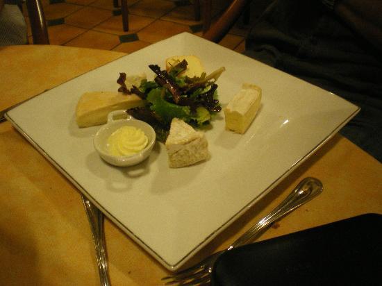 Auberge de la Vieille Ferme : fromage