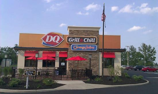 Dairy Queen: Cedar Point DQ Grill & Chill