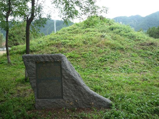 Ji'an Tomb Group: 貴族遺跡