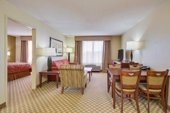 Country Inn & Suites By Carlson, Crystal Lake: CountryInn&Suites CrystalLake GuestRoom