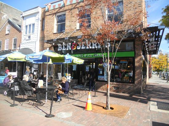 Church Street Marketplace: Ben & Jerry's - It's impossible to leave Vermont without tasting one of their ice creams.
