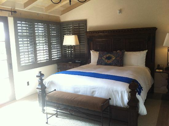 Rancho Valencia: Bedroom