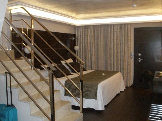 Vincci Seleccion Aleysa Hotel Boutique & Spa : Suite