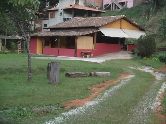 Brumadinho, MG: Restaurante João do Jorge.