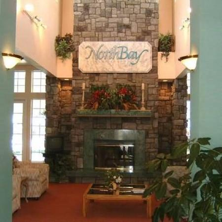 North Bay at Lake Arrowhead: lobby