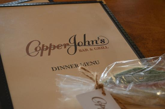 Copper John's Bar and Grill