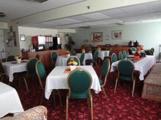 Palace Hotel: Dinning Room