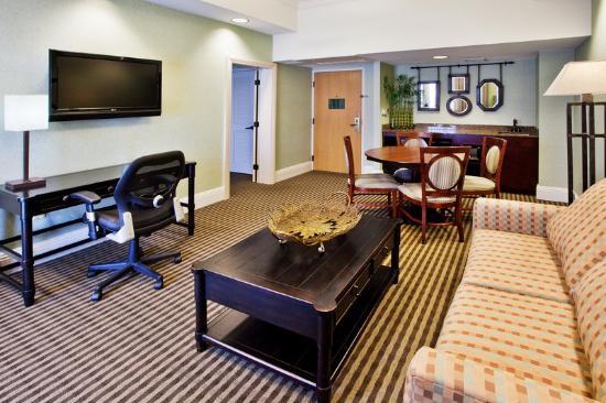 Holiday Inn Express & Suites - Atlanta Buckhead : CountryInn&Suites Buckhead,GA Suite