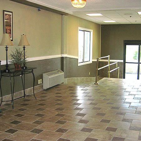 Magnuson Hotel Detroit Airport: MHDetroit Airport Lobby