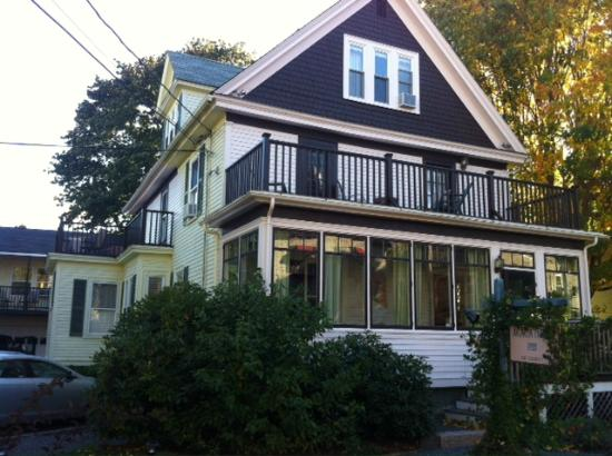 Acacia House Inn: Nice B&B that makes you feel at home