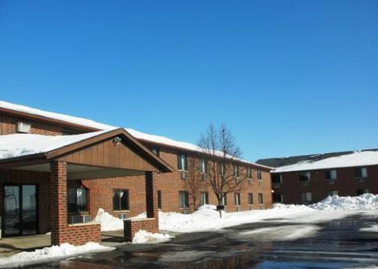 Econo Lodge Ames: Exterior