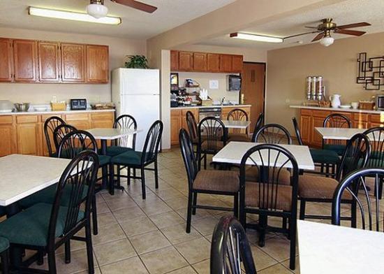 Econo Lodge Ames: Restaurant