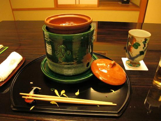 Kanamean Nishitomiya: main course