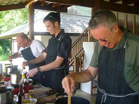 The Puka Boutique Resort: Cooking Class