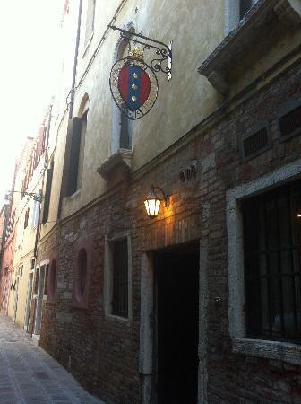 Palazzo Cendon: El frente del hotel