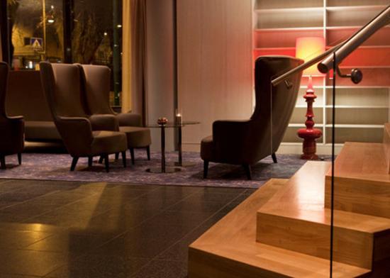 Clarion Hotel Stavanger: lobby