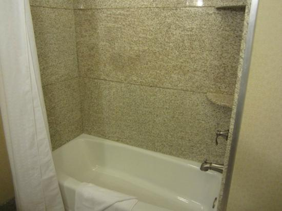 Holiday Inn Express Hotel & Suites Atascadero: Tub