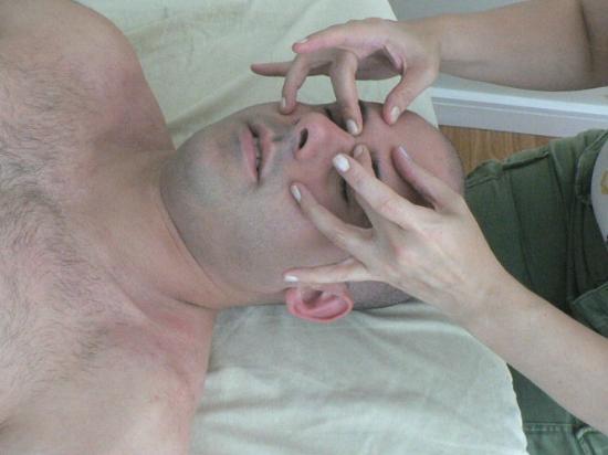 Sparklebalm Healing Massage: Relaxing Brow massage