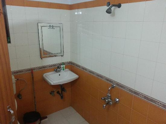 N.Homestay: Bathroom