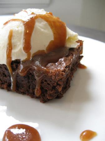Il Gourmet: Brownie Gelato