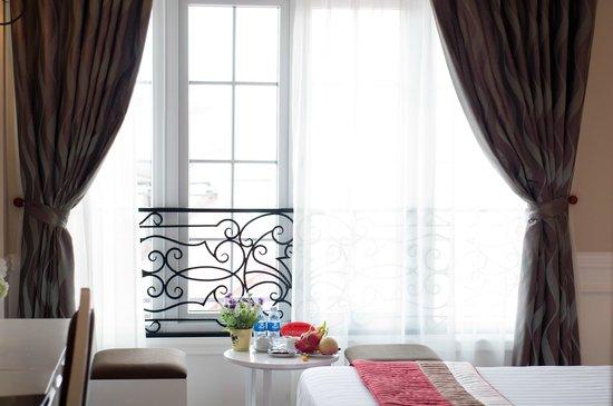 Calypso Suites Hotel : Calypso legend view