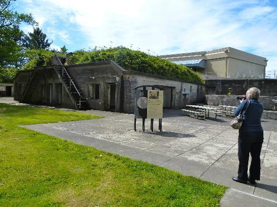 Ilwaco, WA: Fort Canby