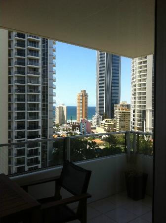 Waterways Luxury Apartments: Ocean view