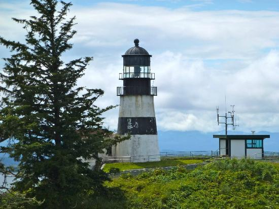 Fort Canby State Park: Cape Disappointment