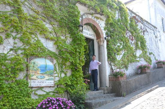 Hotel Parsifal Antico Convento del 1288: Antonio, the friendly owner!