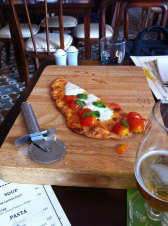 Lucca: Pizza Rustica