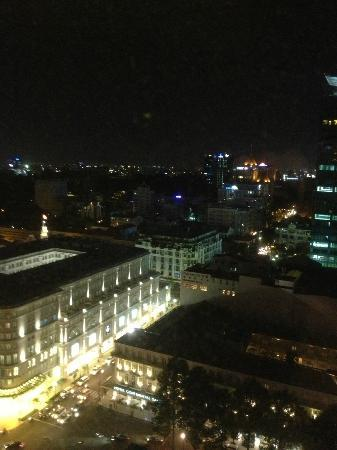 Caravelle Saigon: Caravelle Hotel, Ho Chi Minh City - view from room