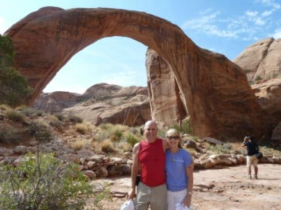 Lake Powell Resort: Rainbow Arch