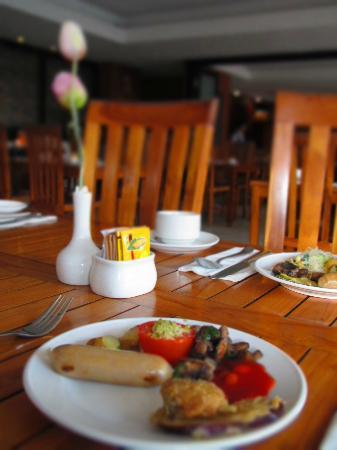 Best Western Resort Kuta: Breakfast