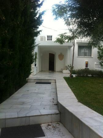 Casa Alexio: Hoteleingang