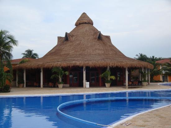 Ocean Maya Royale: mexican restaurant