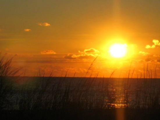 The Bellmoor Inn and Spa: October sunrise