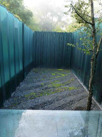 """Les Cols Pavellons: """"jardin"""""""