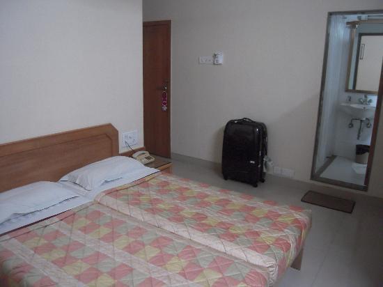 Hotel Accord : Vue de la chambre